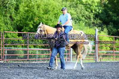 Sr Rider leadline 8-16- 10