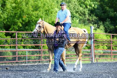 Sr Rider leadline 8-16- 9
