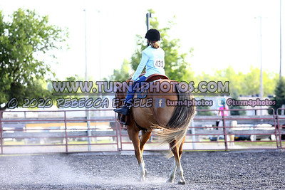 Walk equitation 8-16- 8
