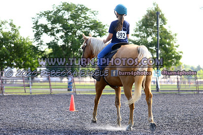 Walk equitation 8-16- 9