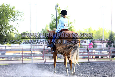 Walk equitation 8-16- 7