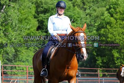 Walk trot equitation 8-16- 4