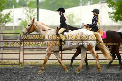 Beginner W T J equitation may 23--21