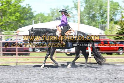 Jr Horse Sr Western pleasure  may 23--7
