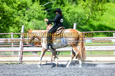 Jr Horse Sr Western pleasure  may 23--2