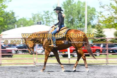 Jr Horse Sr Western pleasure  may 23--5