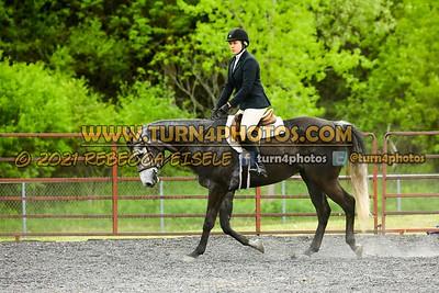 Jr Horse and Sr english pleasure may 23--6