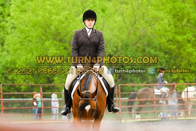 Jr Horse and Sr english pleasure may 23--3