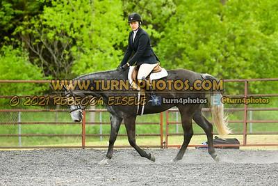 Jr Horse and Sr english pleasure may 23--5