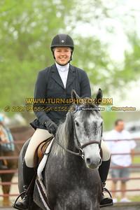 Jr Horse and Sr english pleasure may 23--20