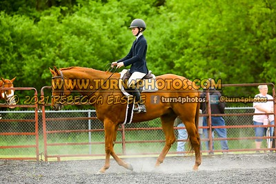 Jr Horse and Sr english pleasure may 23--11