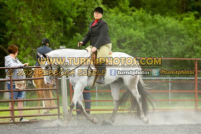 Jr Horse and Sr english pleasure may 23--4