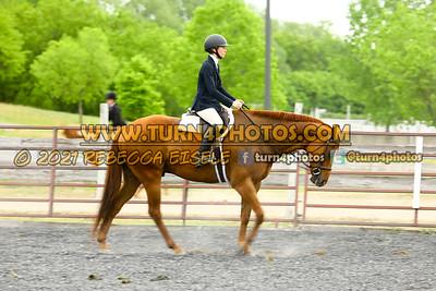 Jr Horse and Sr english pleasure may 23--18