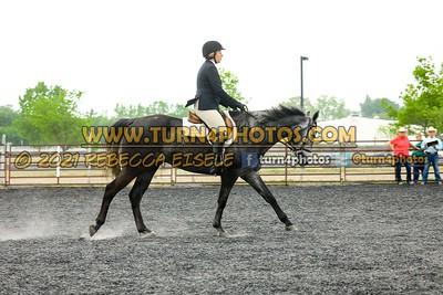 Sr english equitation  May23--12