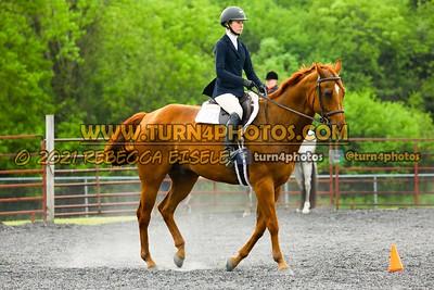 Sr english equitation  May23--18