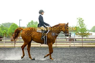 Sr english equitation  May23--21