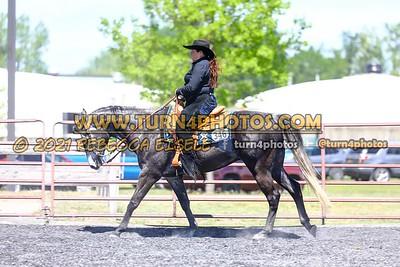 Sr western equitation may 23--27