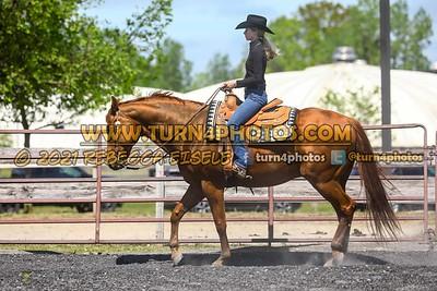 Sr western equitation may 23--17