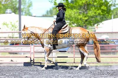 Sr western equitation may 23--20