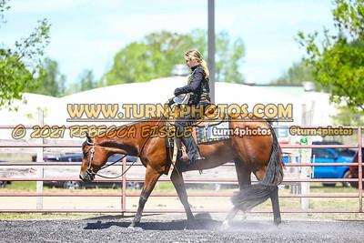 Sr western equitation may 23--14