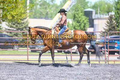 Sr western equitation may 23--23