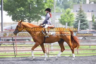 beginner WTJ equitation  july 25--14