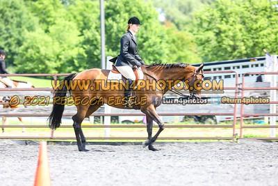 Jr 13-18 equitation  july 25--18