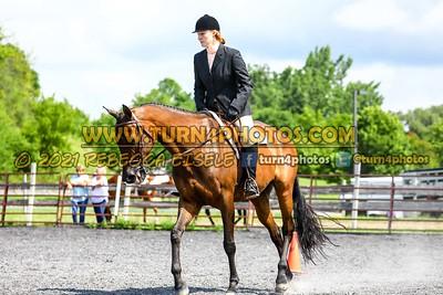 Jr 13-18 equitation  july 25--2
