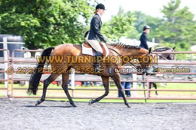 Jr 13-18 equitation  july 25--21