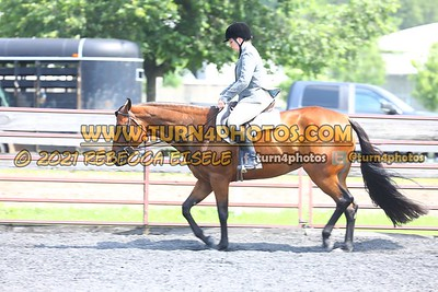 open hunter saddle stakes  july 25--15