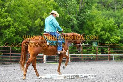 open trail july 25--109