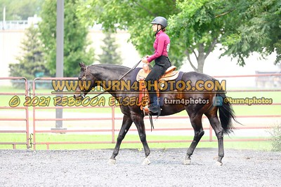 western equitation  july 25--26