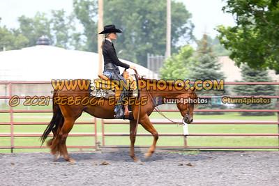 western equitation  july 25--19