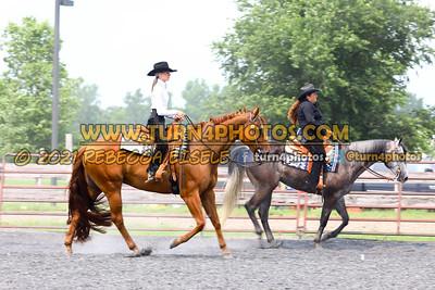 western equitation  july 25--16