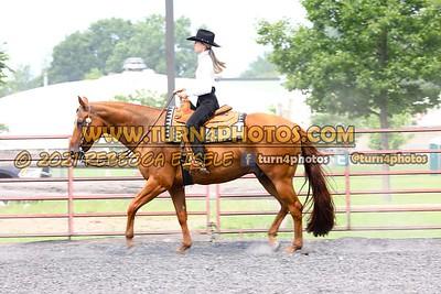 western equitation  july 25--2