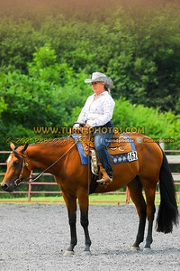 western equitation  july 25--24