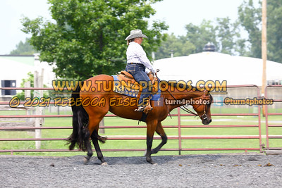western equitation  july 25--14