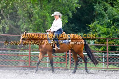 western equitation  july 25--10