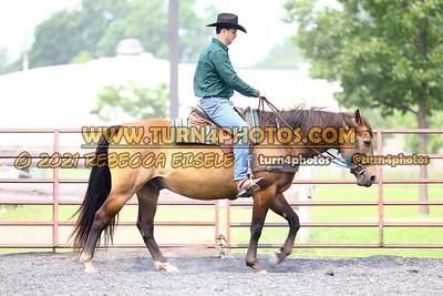 western equitation  july 25--11