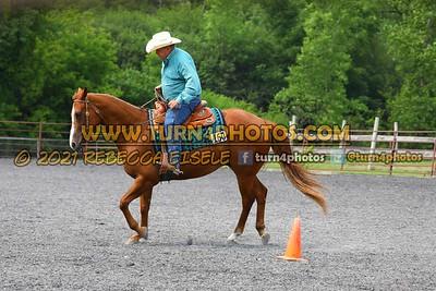 Horsemanship Western   july 25--15