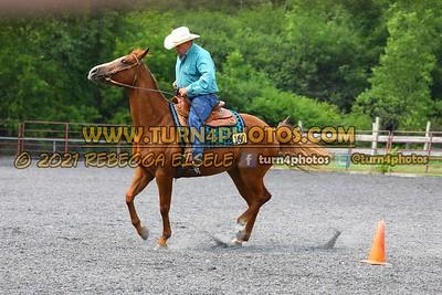 Horsemanship Western   july 25--16