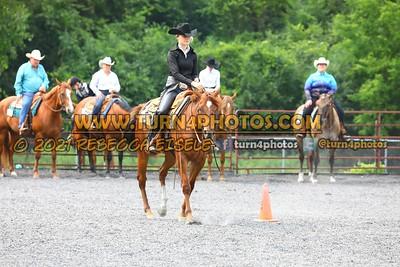 Horsemanship Western   july 25--21