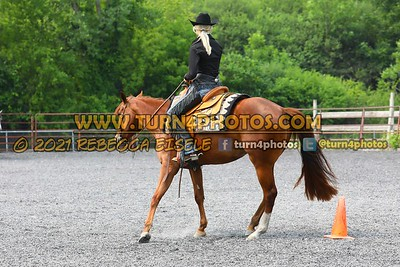Horsemanship Western   july 25--25