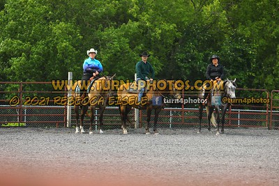 Horsemanship Western   july 25--12