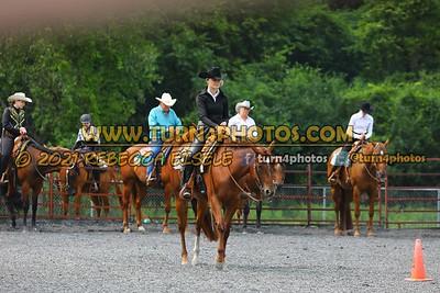 Horsemanship Western   july 25--20