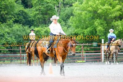 Horsemanship Western   july 25--2