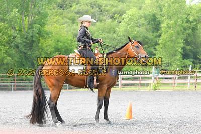 Horsemanship Western   july 25--10