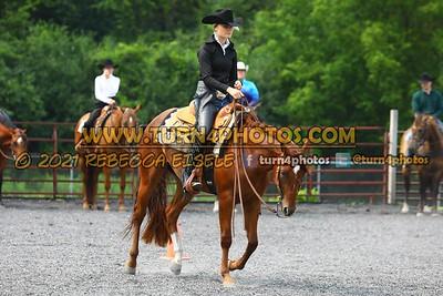 Horsemanship Western   july 25--23