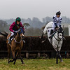 Race 1 - Won by 2 Medieval Chapel - 10yo Grey Gelding owned by Mr N. J. Henderson ridden by Miss C. Henderson trained by Georgina Nicholls
