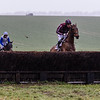 Race 4 - Won by 16 Tempelpirate - 11yo Bay Gelding owned by Mr T. D. B. Underwood ridden by P. York trained by Tim Underwood